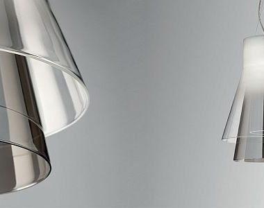 Moderne osvetlenie LEUCOS_Visiace lampy Trigona