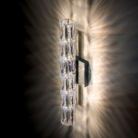 Verve interiérové osvetlenie Swarovski krištáľ