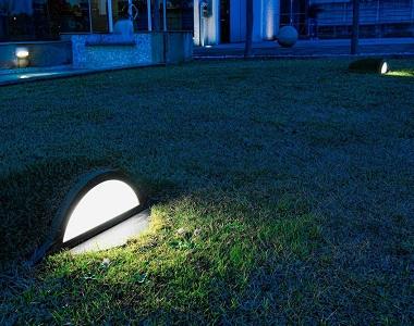 Lampyris, osvetlenie záhrady, parku