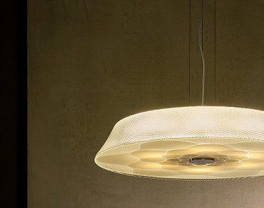 Zavesne interierove svietidlo Drop