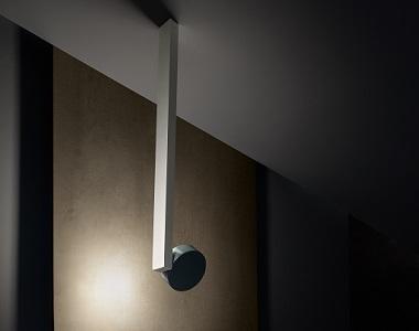 AluLED nástenné svietidlo s možnosťou otáčania