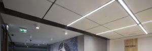 es-system, interiérové a exteriérové osvetlenie