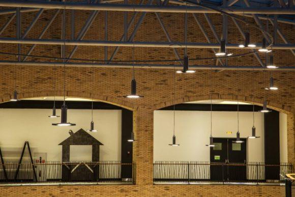Priemyselné osvetlenie do výrobných budov